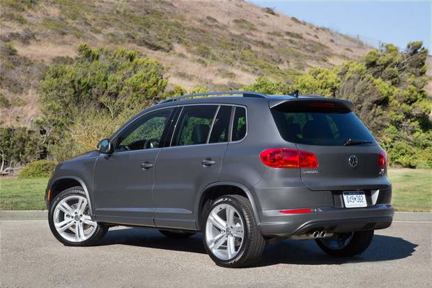 2016 Volkswagen Tiguan: New Car Review featured image large thumb1