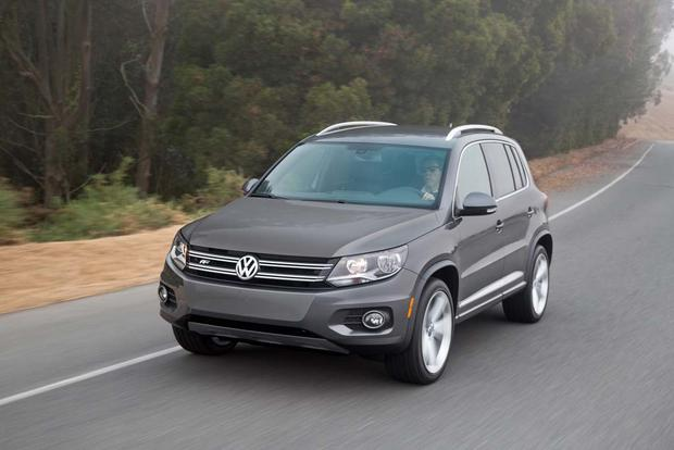 2016 Volkswagen Tiguan: New Car Review featured image large thumb2