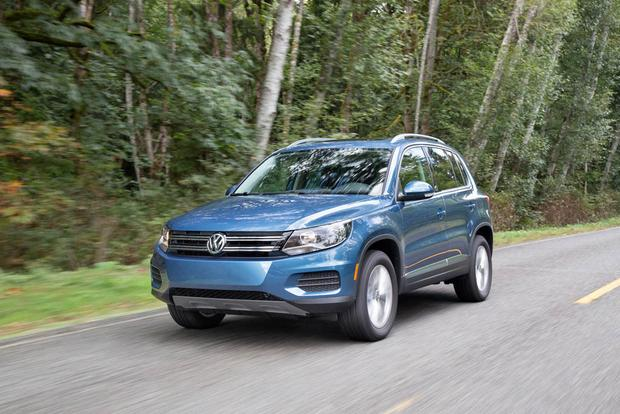 2017 Volkswagen Tiguan: New Car Review