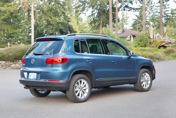 2017 Volkswagen Tiguan: New Car Review featured image large thumb3