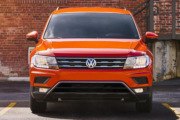 2018 Volkswagen Tiguan: New Car Review featured image large thumb3