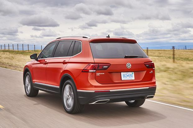 2018 Volkswagen Tiguan: New Car Review featured image large thumb6