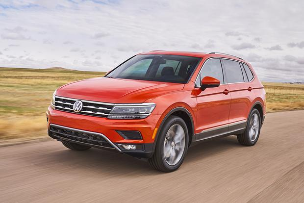 2018 Volkswagen Tiguan: New Car Review featured image large thumb0