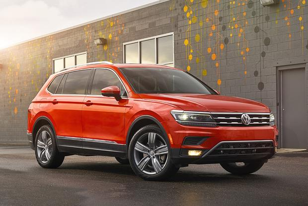 What Does Tiguan Mean >> 2018 Volkswagen Tiguan New Car Review Autotrader