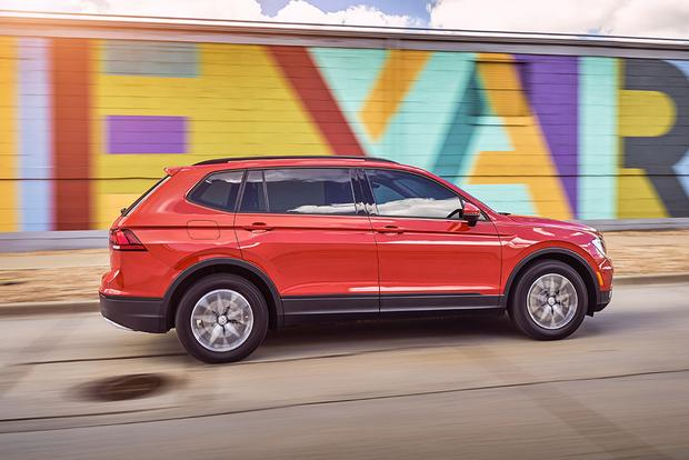 2018 Volkswagen Tiguan: New Car Review featured image large thumb2
