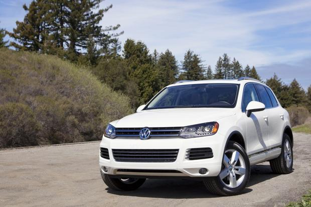 2013 Volkswagen Touareg: New Car Review