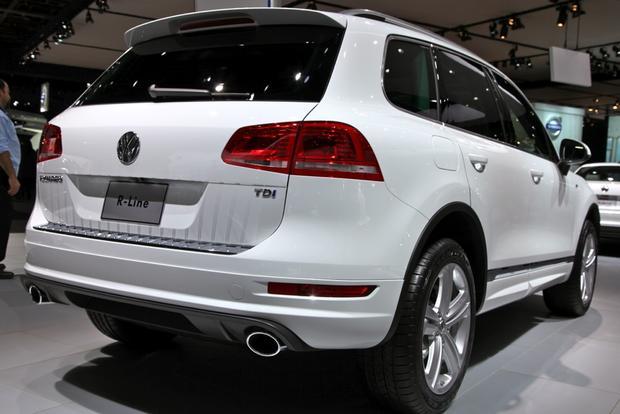 2014 VW Touareg: Detriot featured image large thumb3