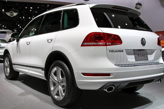 2014 VW Touareg: Detriot featured image large thumb5