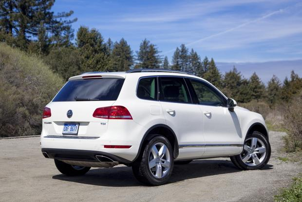 2014 Volkswagen Touareg: New Car Review - Autotrader