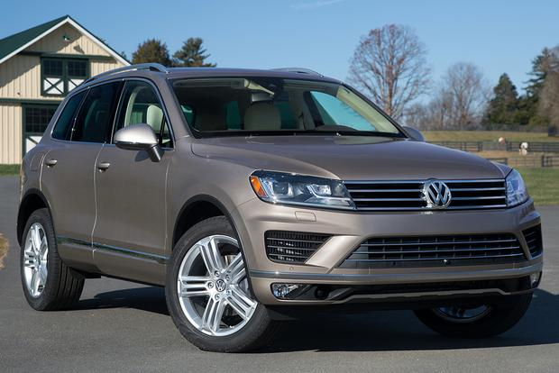 2015 Volkswagen Touareg: New Car Review featured image large thumb0