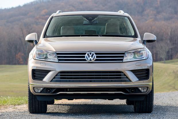 2015 Volkswagen Touareg: New Car Review featured image large thumb5