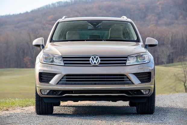 2016 Volkswagen Touareg: New Car Review