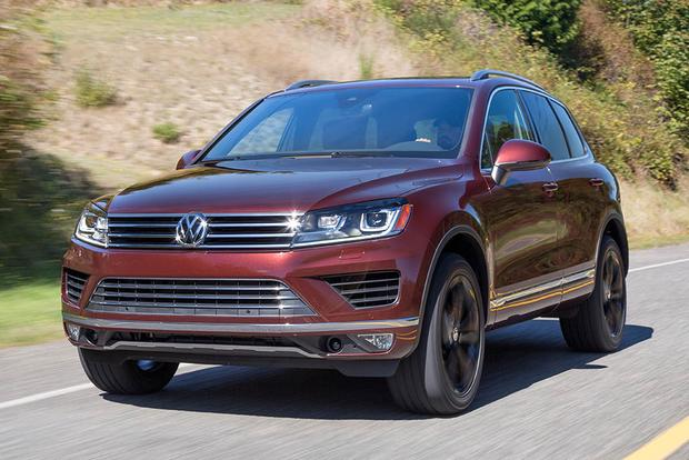 2017 Volkswagen Touareg New Car Review Featured Image Large Thumb0