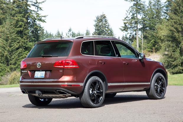 2017 Volkswagen Touareg: New Car Review featured image large thumb5