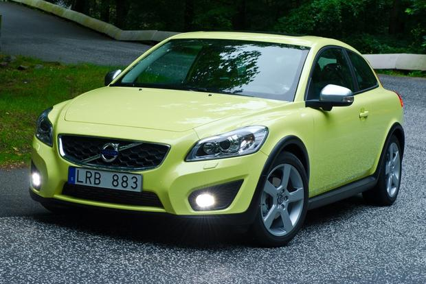 2013 Volvo C30: New Car Review - Autotrader