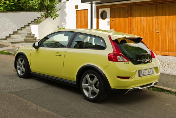 2012 Volvo C30: New Car Review featured image large thumb3