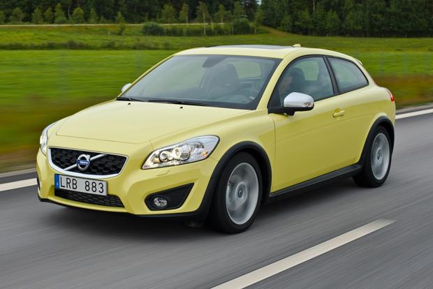 2012 Volvo C30: New Car Review featured image large thumb4