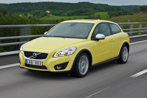 2012 Volvo C30: New Car Review featured image large thumb5
