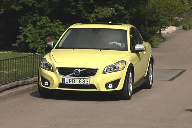 2012 Volvo C30: New Car Review featured image large thumb6