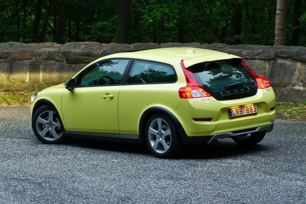 2012 Volvo C30: New Car Review featured image large thumb7