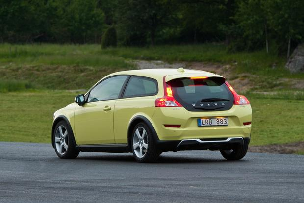 2012 Volvo C30: New Car Review featured image large thumb8