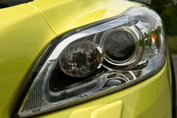 2012 Volvo C30: New Car Review featured image large thumb11