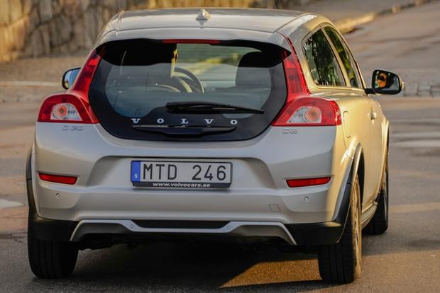 2013 Volvo C30: New Car Review featured image large thumb3