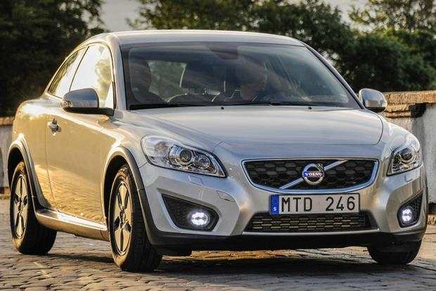 2013 Volvo C30: New Car Review featured image large thumb5