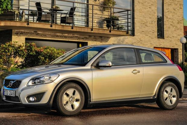 2013 Volvo C30: New Car Review featured image large thumb6