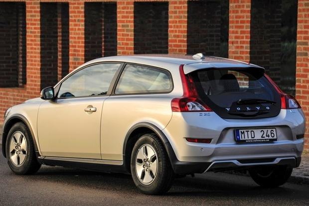 2013 Volvo C30: New Car Review featured image large thumb7