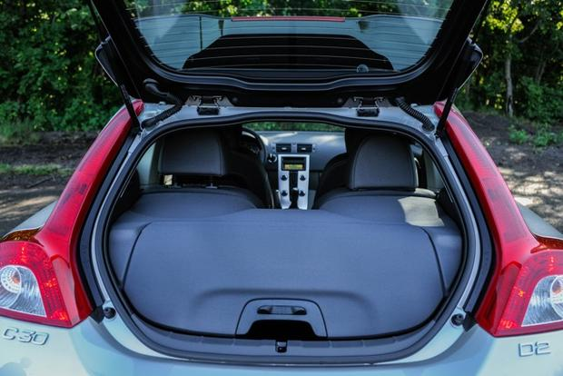 2013 Volvo C30: New Car Review featured image large thumb12