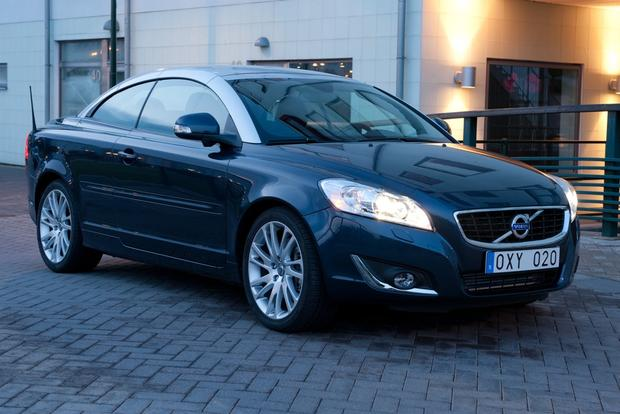 2012 Volvo C70: New Car Review