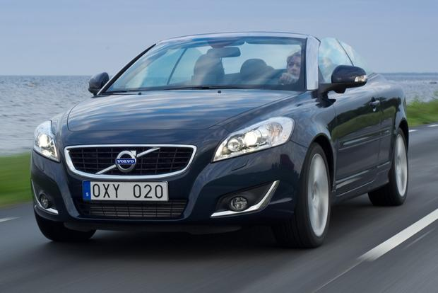 2012 Volvo C70: New Car Review featured image large thumb3