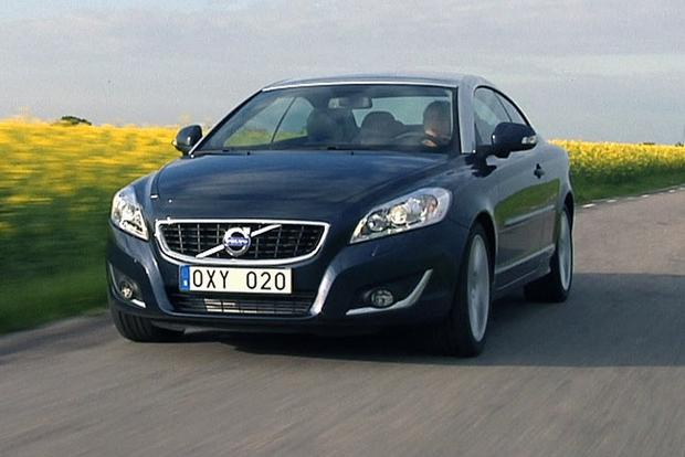 2013 Volvo C70: New Car Review featured image large thumb4