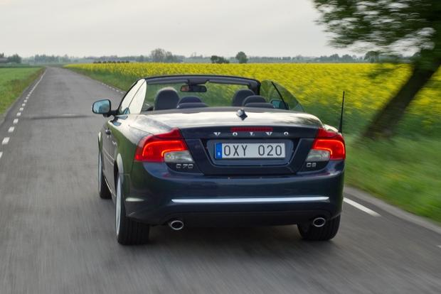 2012 Volvo C70: New Car Review featured image large thumb5