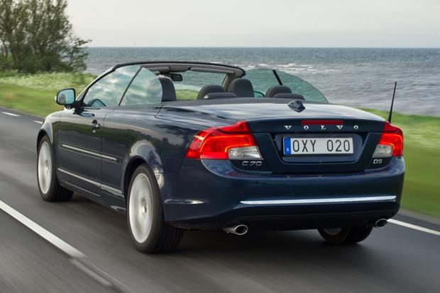 2012 Volvo C70: New Car Review featured image large thumb6