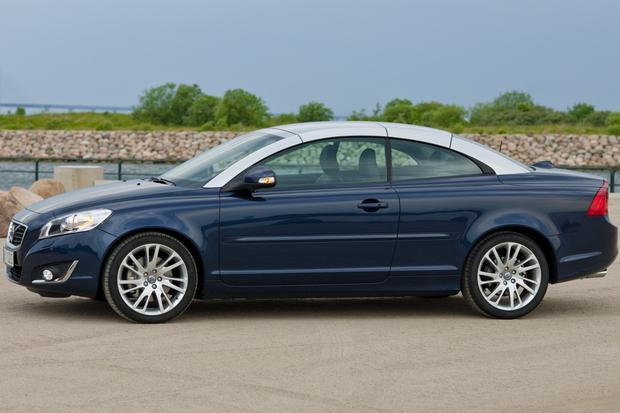 2013 Volvo C70: New Car Review featured image large thumb7