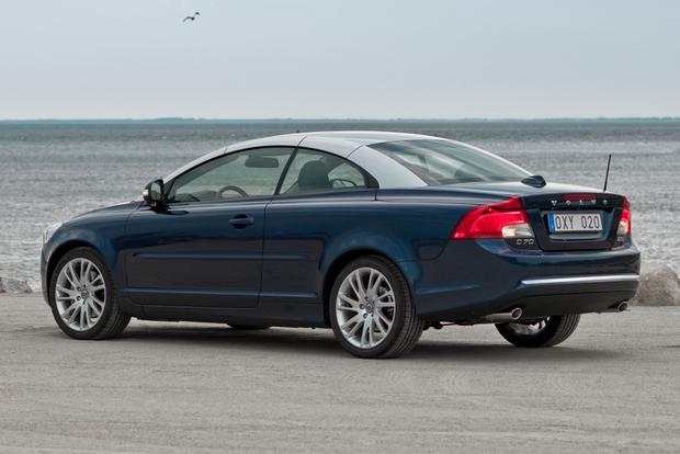2012 Volvo C70: New Car Review featured image large thumb8