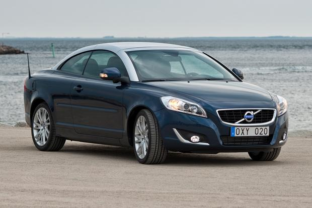 2012 Volvo C70: New Car Review featured image large thumb9