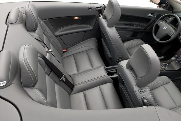 2012 Volvo C70: New Car Review featured image large thumb14