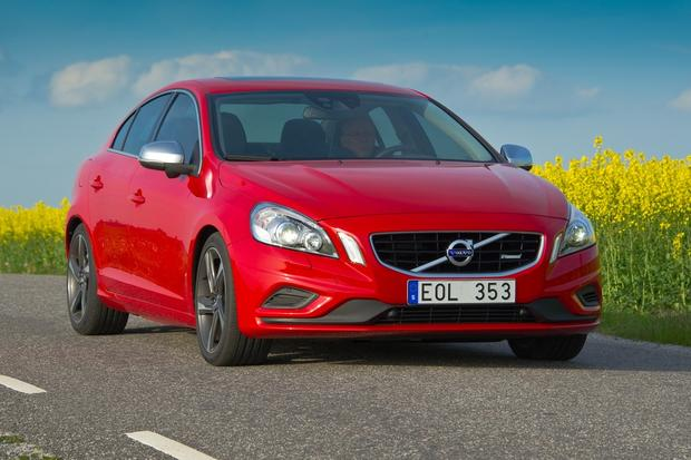 2012 Volvo S60: New Car Review featured image large thumb0