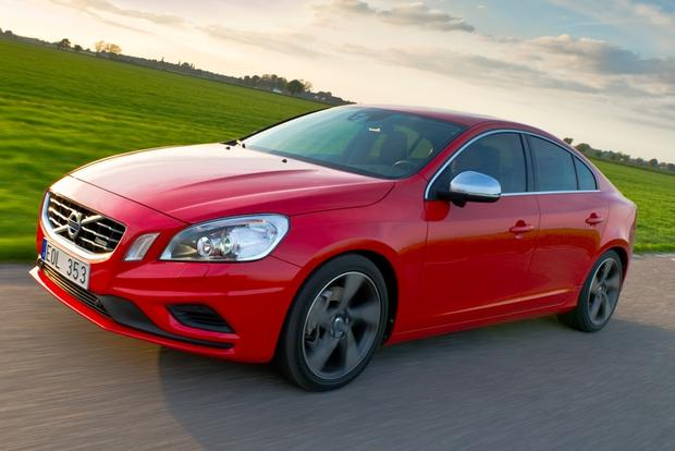 2012 Volvo S60: New Car Review featured image large thumb1