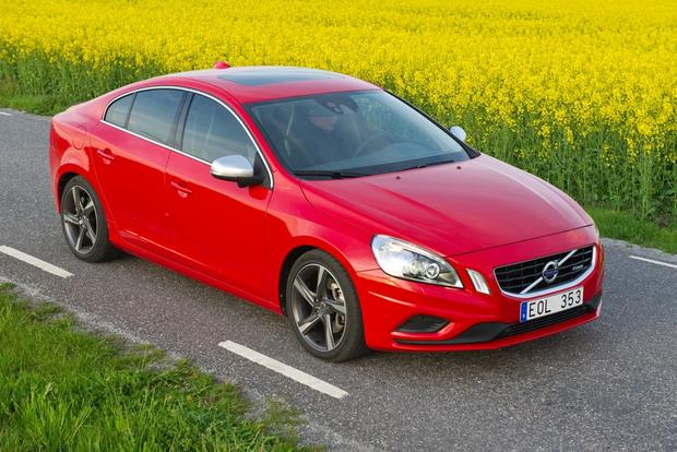 2012 Volvo S60: New Car Review featured image large thumb2