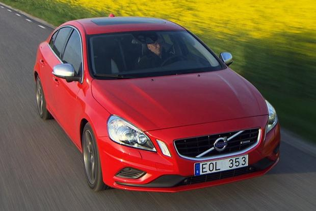2012 Volvo S60: New Car Review featured image large thumb3