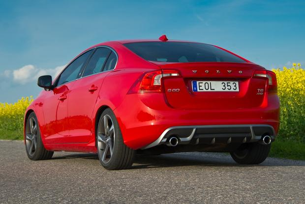 2012 Volvo S60: New Car Review featured image large thumb5