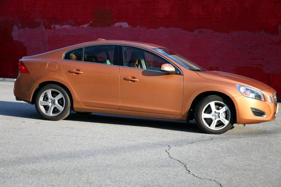 2012 Volvo S60: Oh, baby! featured image large thumb0