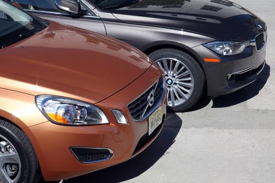 2012 Volvo S60: Volvo vs. BMW Smackdown featured image large thumb2