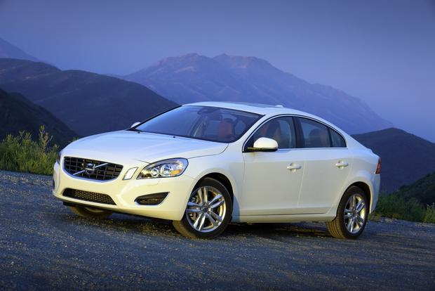 2013 Volvo S60: New Car Review featured image large thumb1