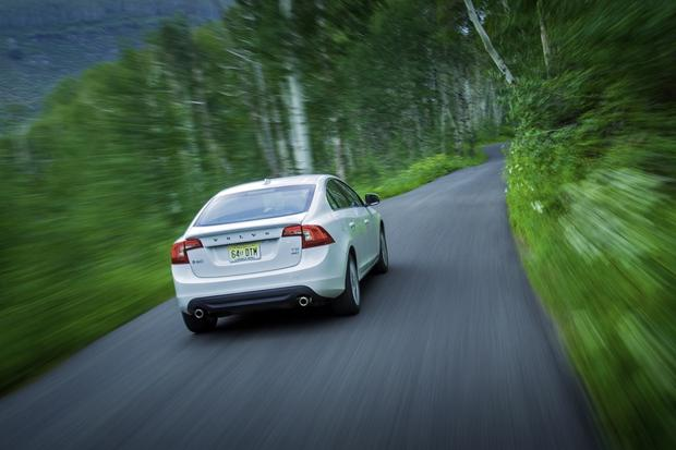 2013 Volvo S60: New Car Review featured image large thumb6