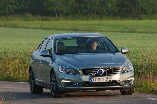 2014 Volvo S60: New Car Review featured image large thumb0